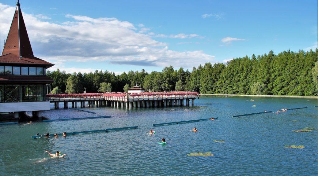 banja, jezero, termalna voda, lekovito jezero, lokvanji, mulj