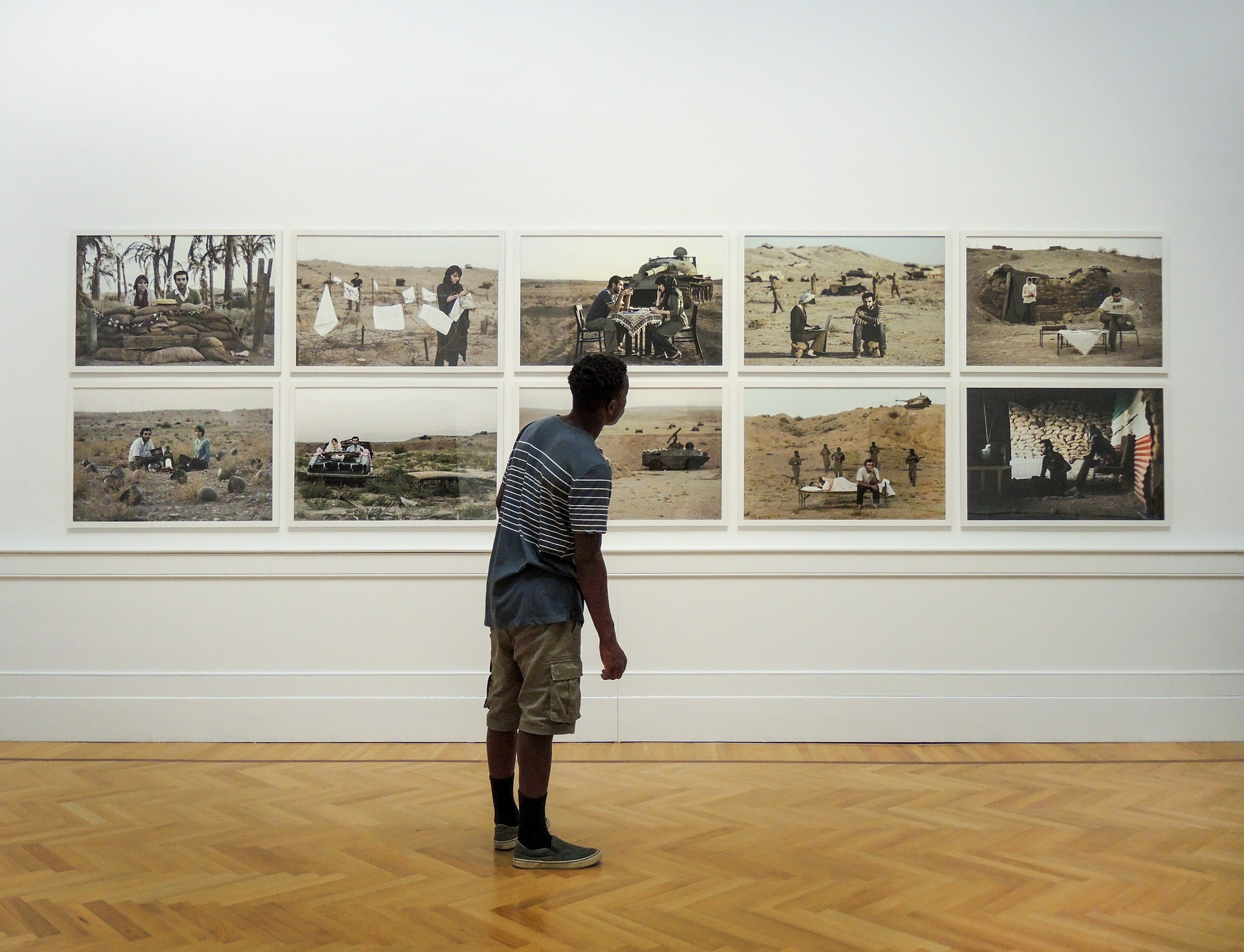 muzeji, rim, italija, izlozba, fotografije