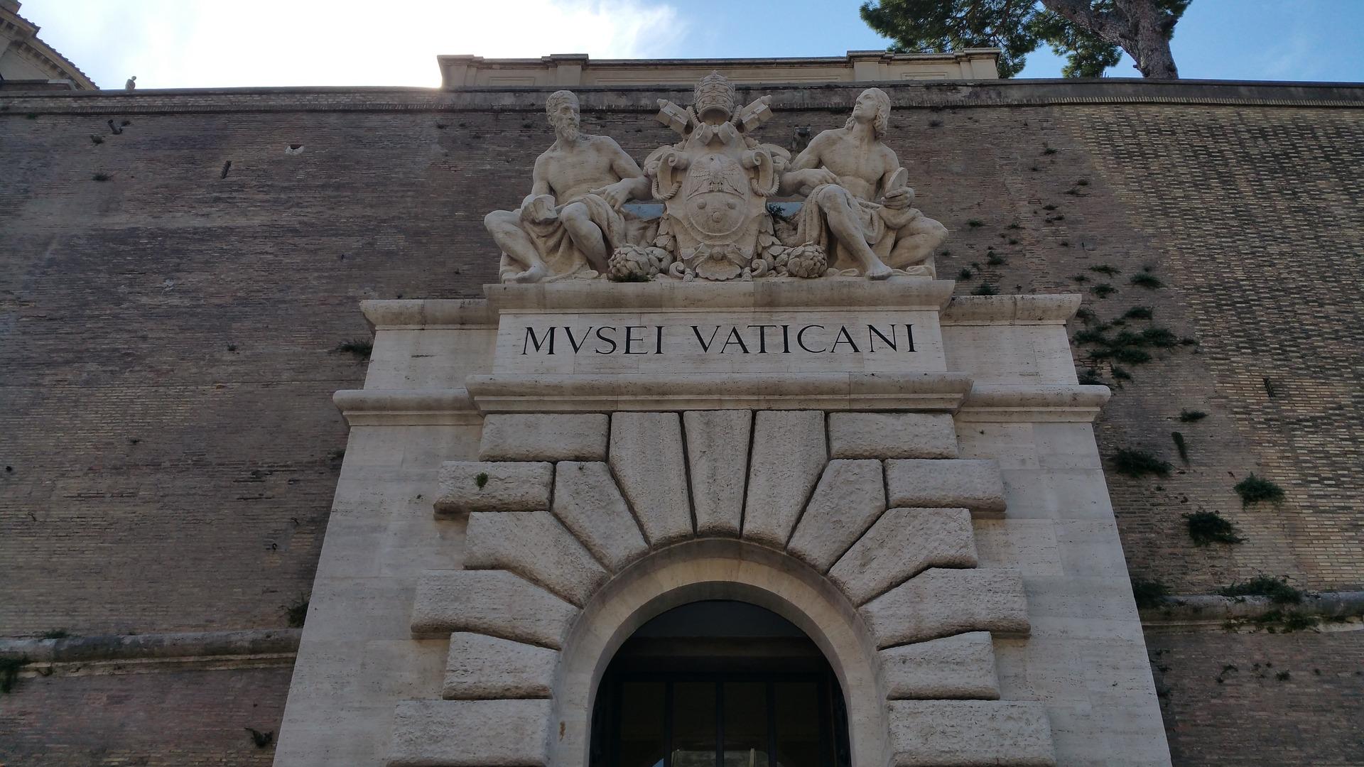 vatikan, italija, rim, umetnost, izlozbe