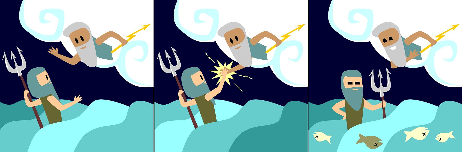 bogovi, grčka, mitologija, krit, ostrvo,